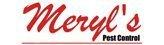 Meryl's Pest Control logo